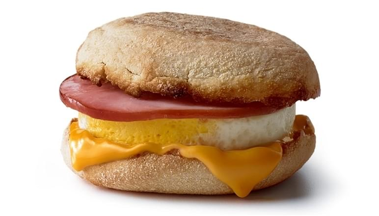 McDonald's Egg McMuffin Nutrition Facts