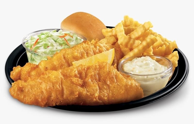 Culvers Northwoods Walleye Dinner Nutrition Facts