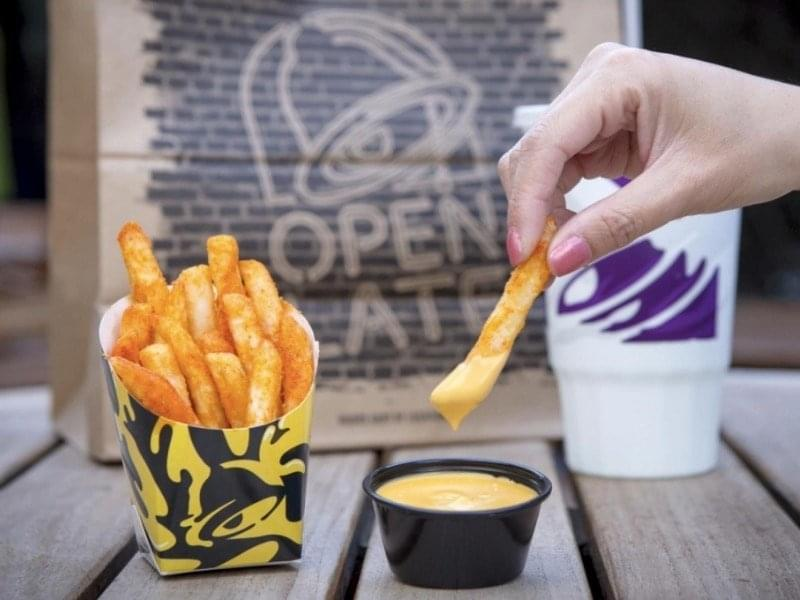 Taco Bell Nacho Fries Nutrition Facts