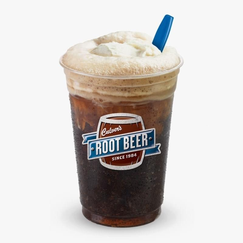 Culvers Root Beer Float Nutrition Facts