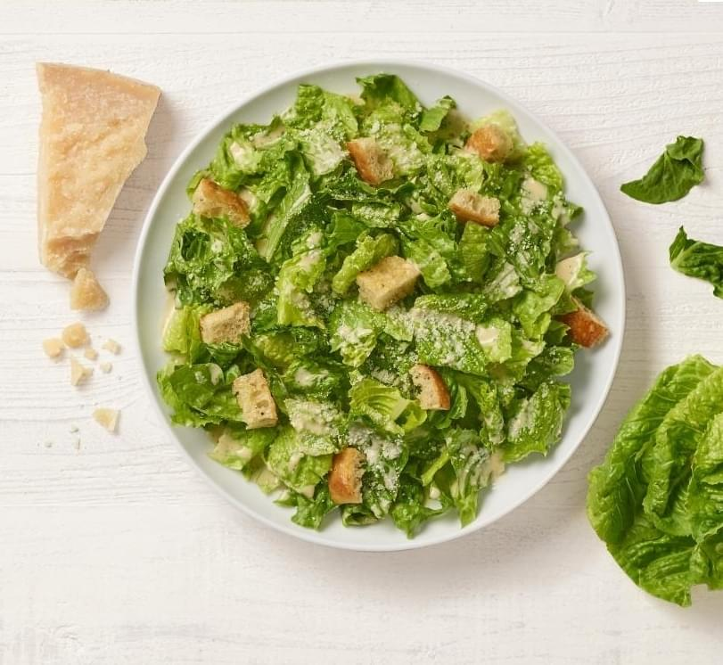 Panera Full Caesar Salad Nutrition Facts