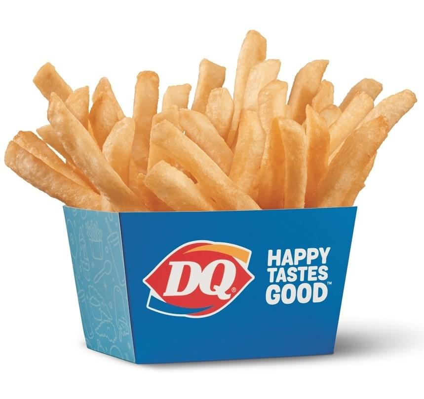 Dairy Queen Regular French Fries Nutrition Facts