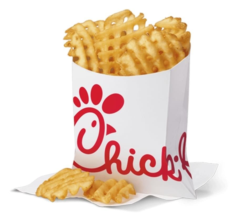 Chick-fil-A Kids Waffle Potato Fries Nutrition Facts