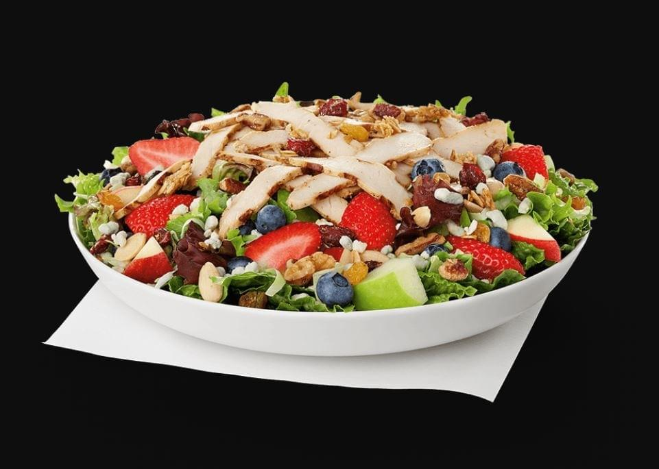 Chick-fil-A Market Salad with Grilled Chicken Nutrition Facts