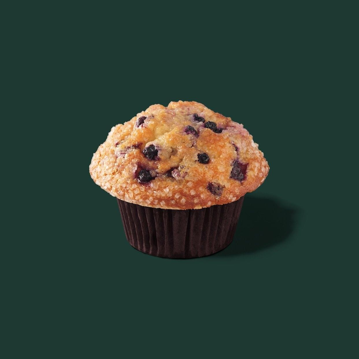 Starbucks Blueberry Muffin Nutrition Facts