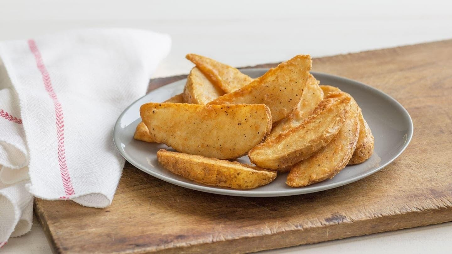 KFC Potato Wedges Nutrition Facts