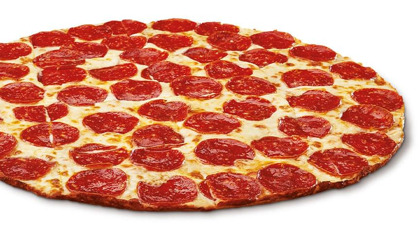 Little Caesars Pepperoni Extramostbestest Thin Crust Pizza Nutrition Facts