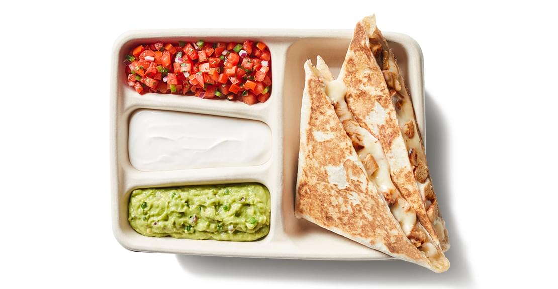 Chipotle Sofritas Quesadilla Nutrition Facts