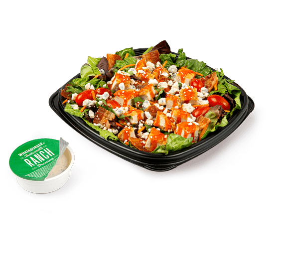 Whataburger Buffalo Ranch Chicken Salad Nutrition Facts