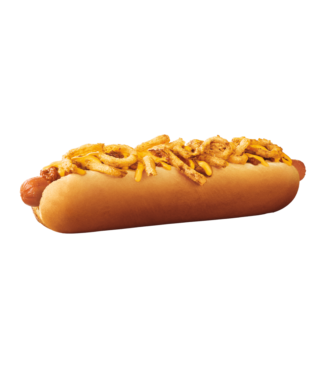 Sonic Twisted Texan Footlong Chili Cheese Coney Nutrition Facts