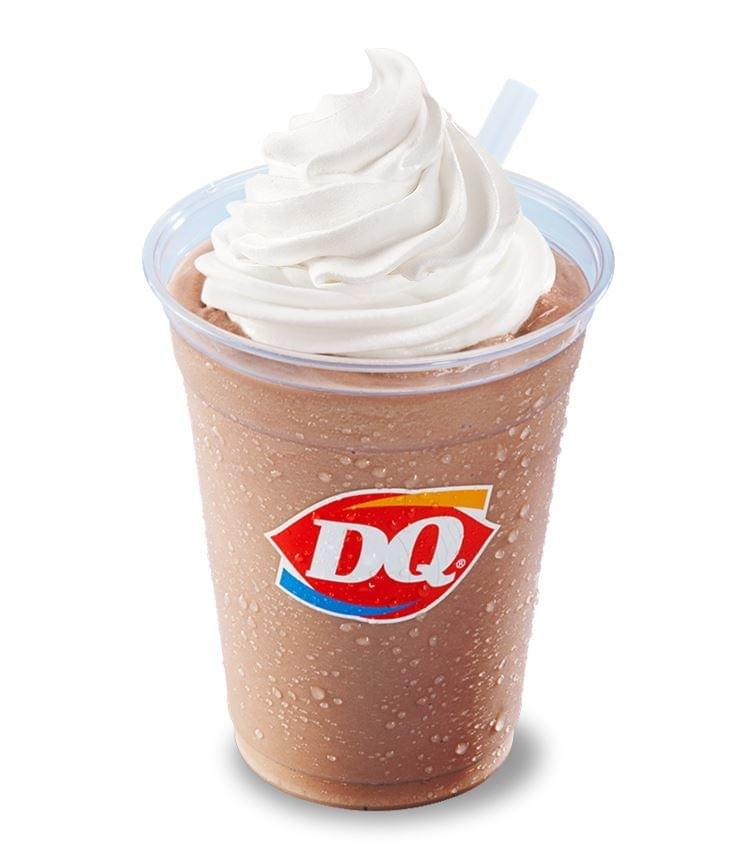 Dairy Queen Hot Fudge Shake Nutrition Facts