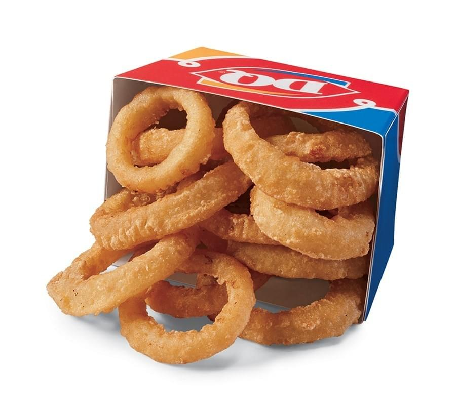 Dairy Queen Onion Rings Nutrition Facts