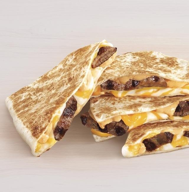 Taco Bell Steak Quesadilla Nutrition Facts