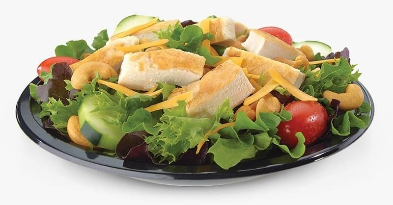 Culvers Chicken Cashew Salad with Grilled Chicken Nutrition Facts
