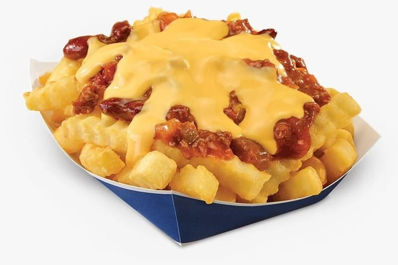 Culvers Chili Cheddar Fries Nutrition Facts