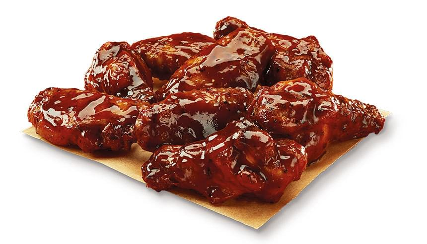 Little Caesars BBQ Caesar Wings Nutrition Facts