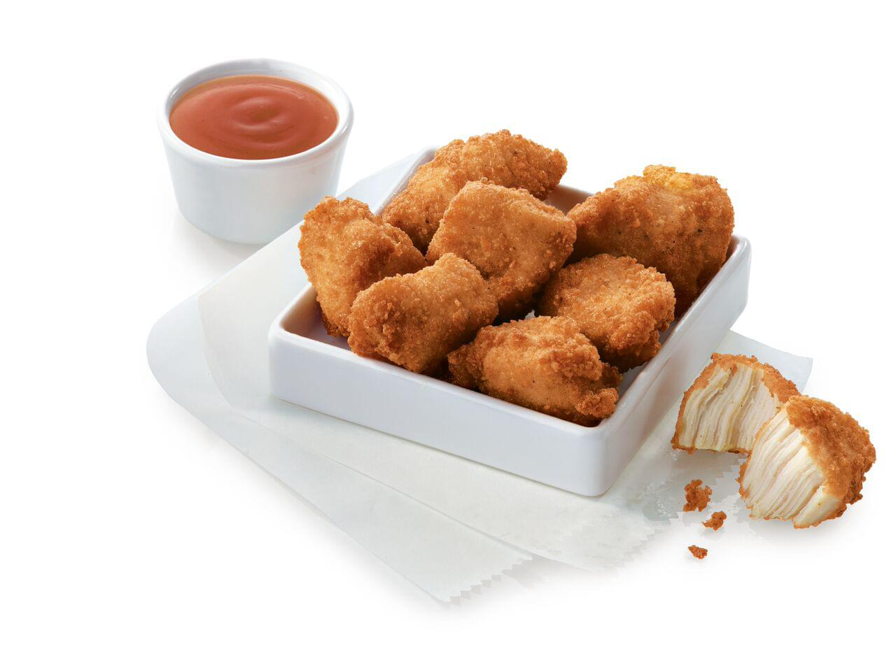 Chick-fil-A 6 piece Chicken Nuggets Nutrition Facts