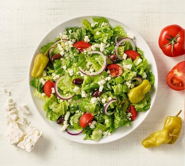 Panera Greek Salad Nutrition Facts