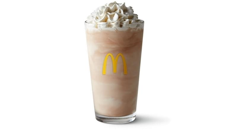 McDonald's Chocolate Shake Nutrition Facts