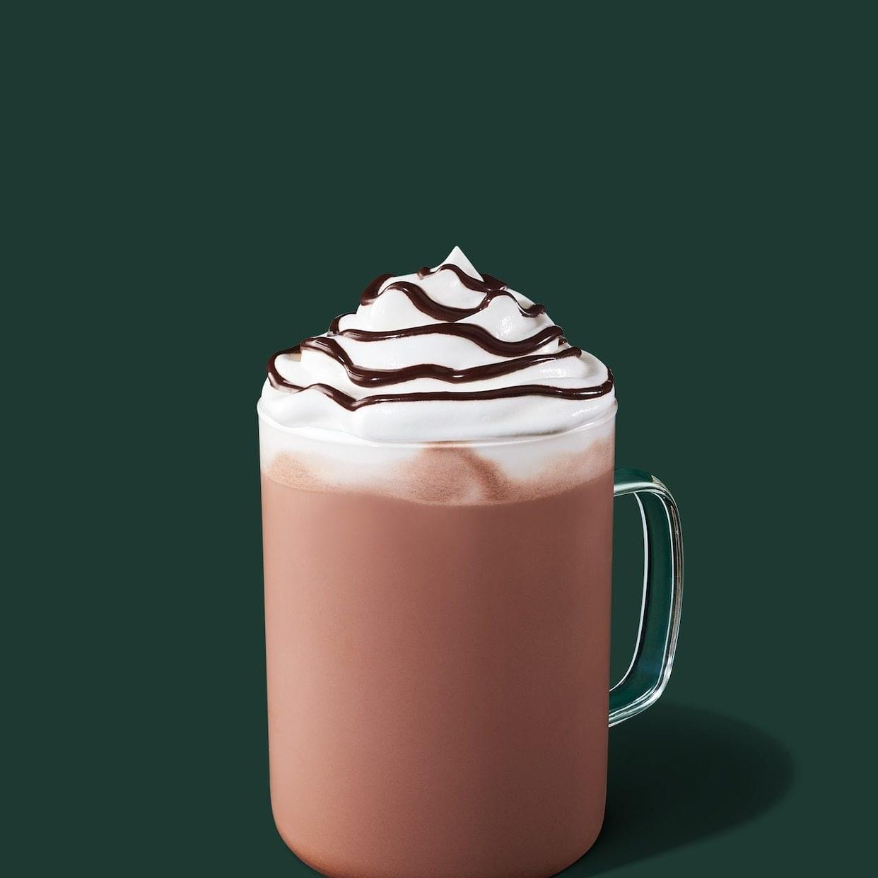 Starbucks Hot Chocolate Nutrition Facts