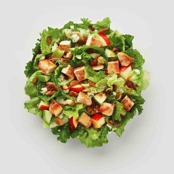 Wendy's Apple Pecan Chicken Salad Nutrition Facts