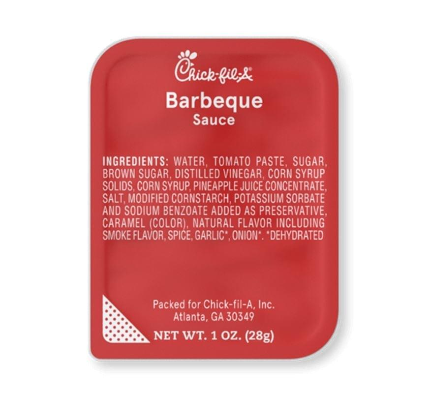 Chick-fil-A Barbecue Sauce Nutrition Facts
