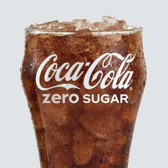 Wendy's Coke Zero Sugar Nutrition Facts