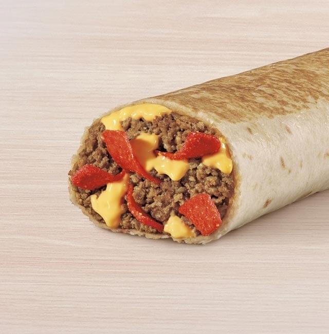 Taco Bell Beefy Nacho Loaded Griller Nutrition Facts