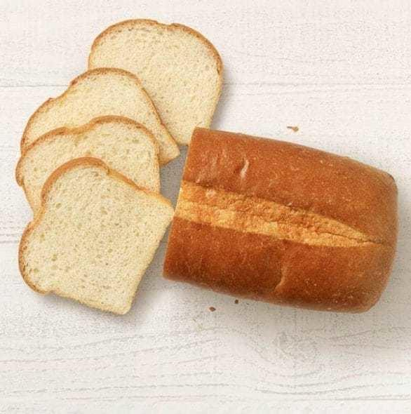 Panera Classic White Bread Nutrition Facts