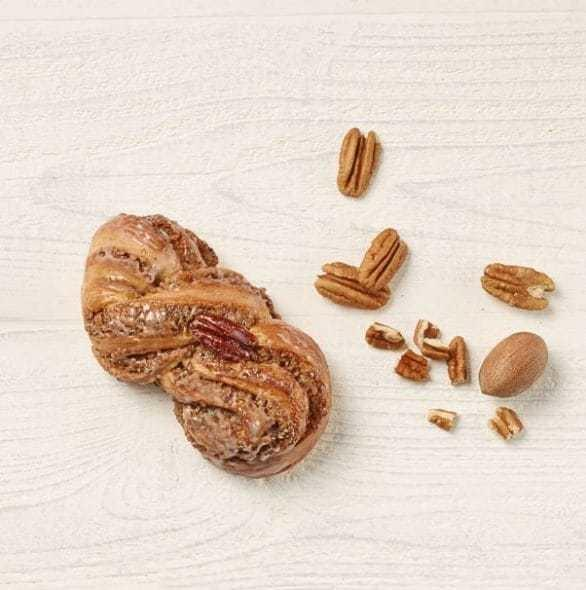 Panera Pecan Braid Nutrition Facts