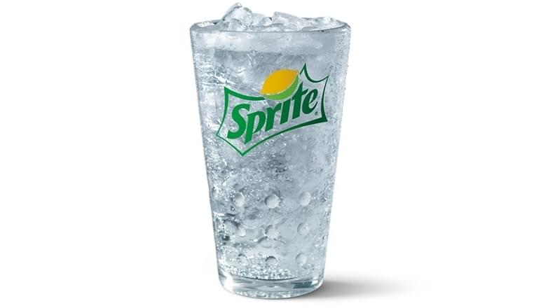 McDonald's Sprite Nutrition Facts