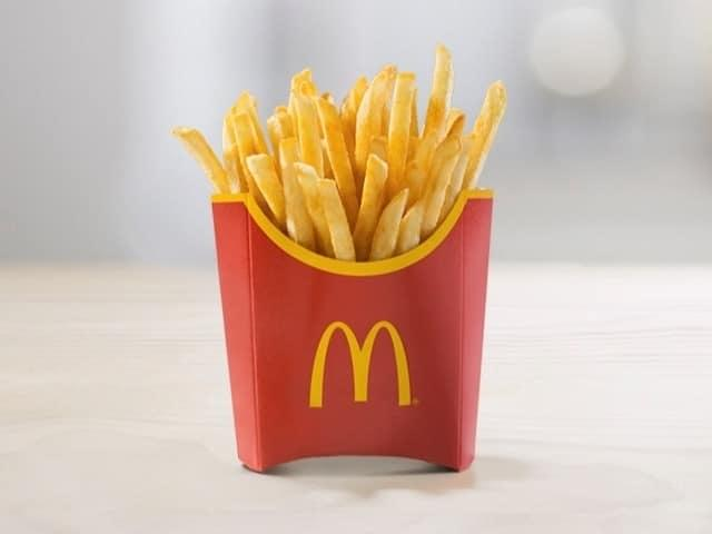 McDonald's French Fries Nutrition Facts