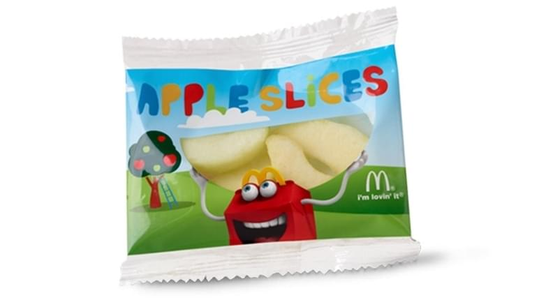 McDonald's Apple Slices Nutrition Facts