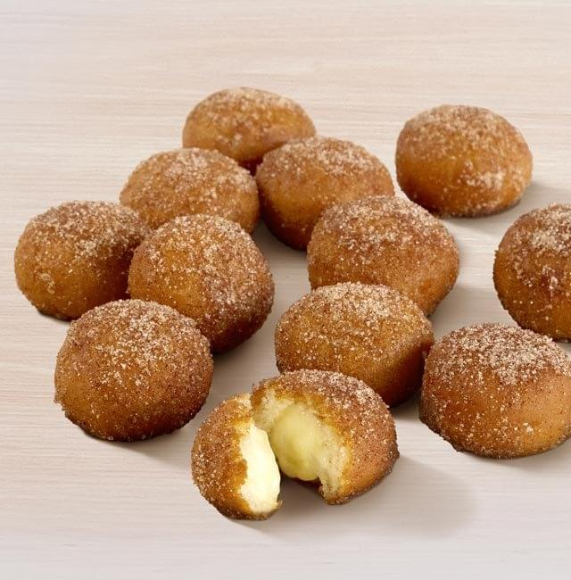 Taco Bell 12 Pack Cinnabon Delights Nutrition Facts