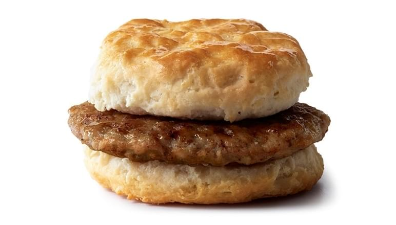 McDonald's Sausage Biscuit Nutrition Facts