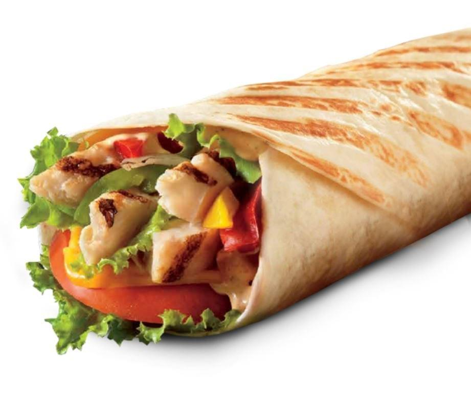 Tim Hortons Chipotle Cheddar Chicken Wrap Nutrition Facts