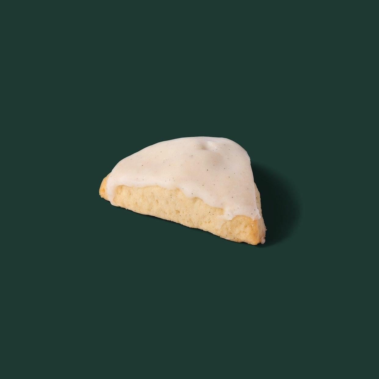 Starbucks Petite Vanilla Bean Scone Nutrition Facts