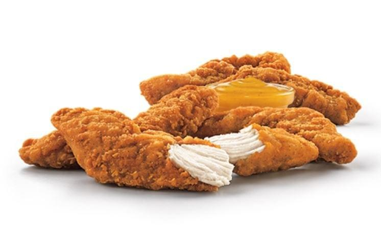 Sonic Crispy Chicken Tenders Nutrition Facts