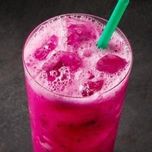 Starbucks Venti Mango Dragonfruit Refresher Nutrition Facts