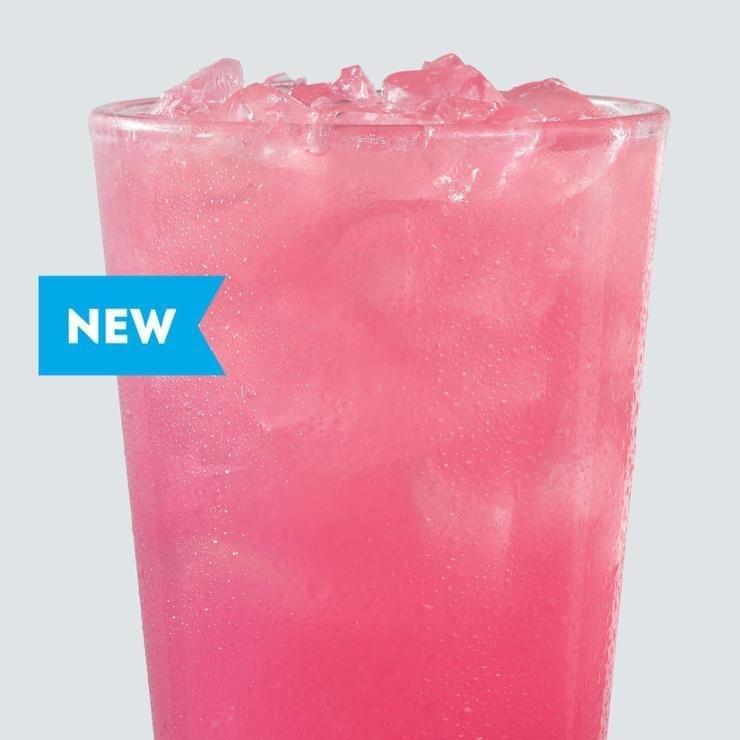 Wendy's Tropical Berry Lemonade Nutrition Facts
