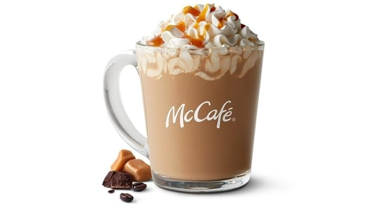 McDonald's Caramel Mocha Nutrition Facts