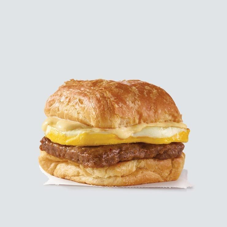 Wendy's Sausage, Egg & Swiss Croissant Nutrition Facts