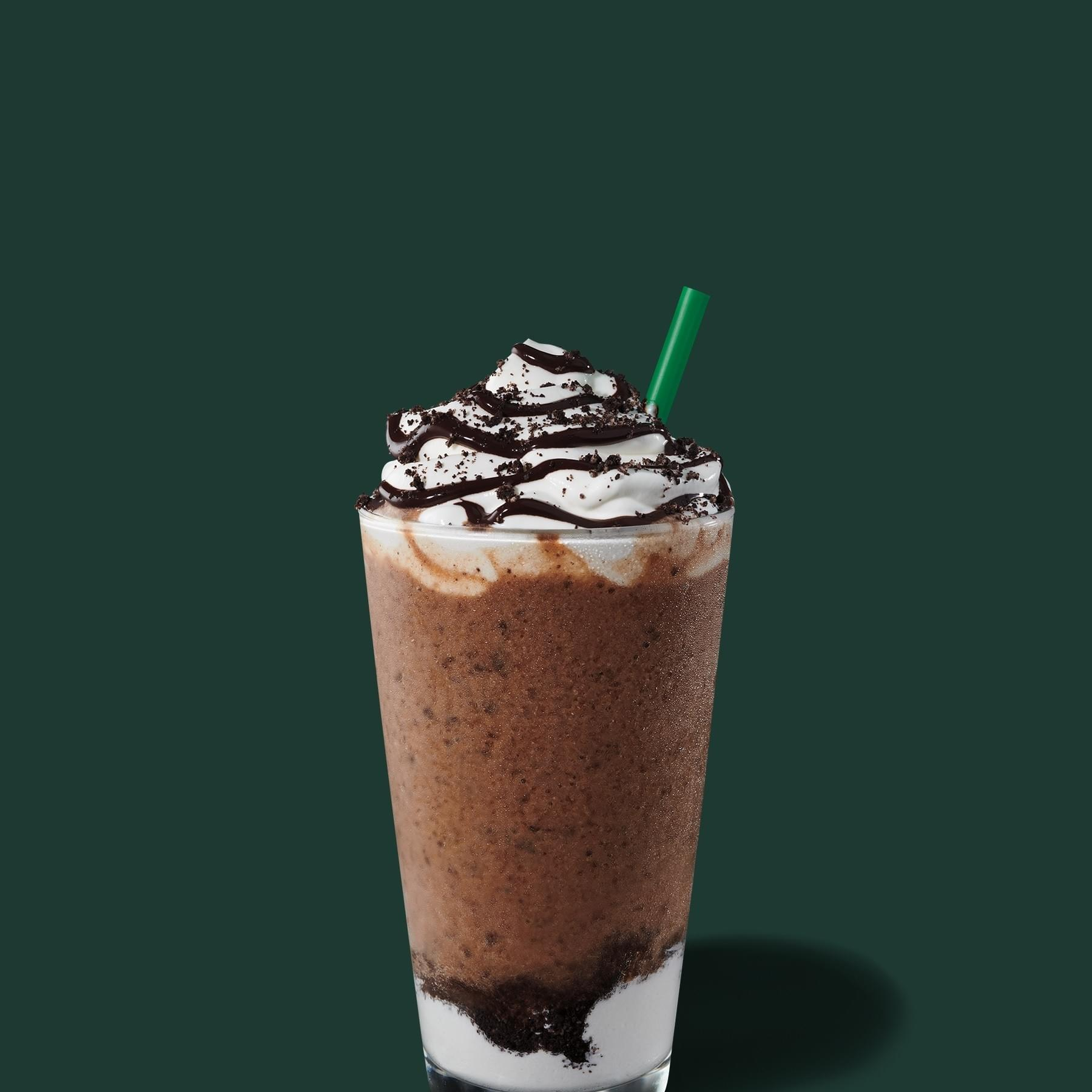 Starbucks Mocha Cookie Crumble Frappuccino Nutrition Facts