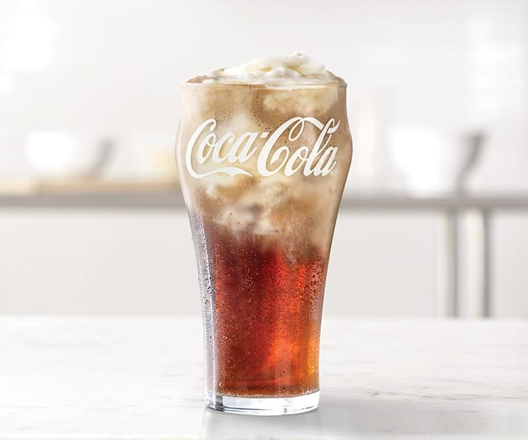 Arby's Coke Float Nutrition Facts