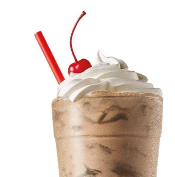 Sonic Small Brownie Batter Shake Nutrition Facts