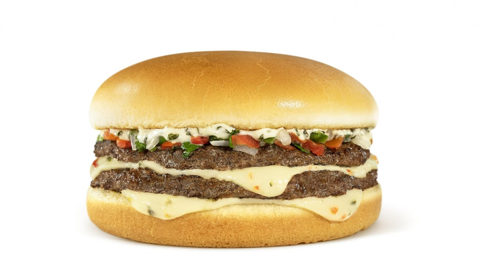 Whataburger Pico De Gallo Burger Nutrition Facts