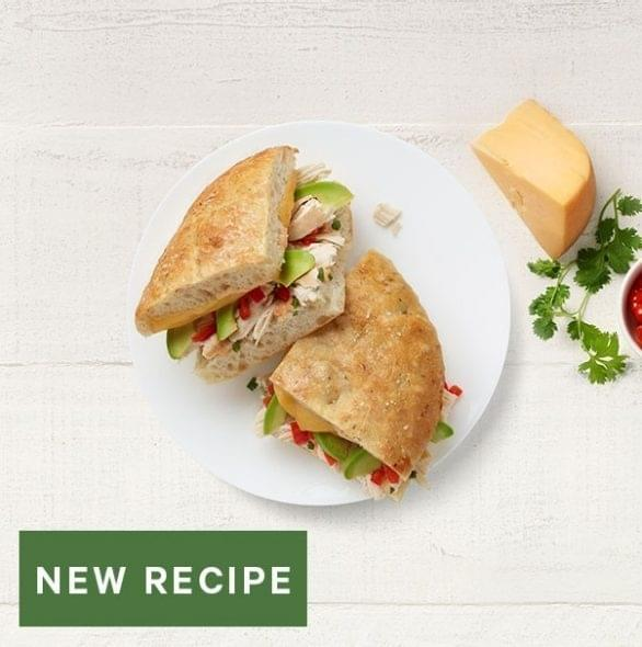 Panera Chipotle Chicken Avocado Melt Nutrition Facts
