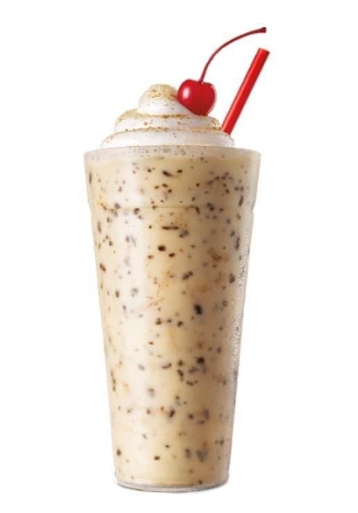 Sonic Toasted S'mores Shake Nutrition Facts