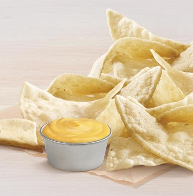 Taco Bell Chips And Nacho Cheese Sauce Nutrition Facts