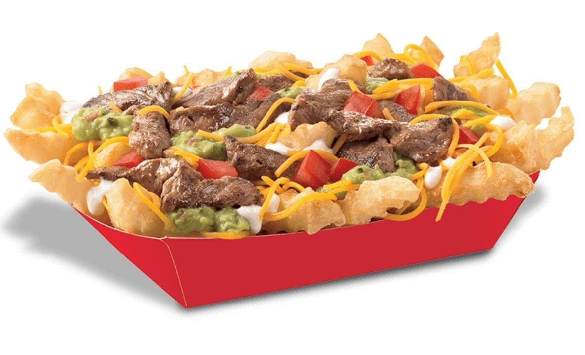 Del Taco Carne Asada Fries Nutrition Facts